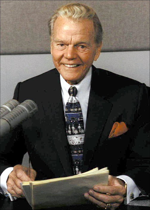 [Photo of Paul Harvey]