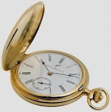 [Photo of a pendant watch]