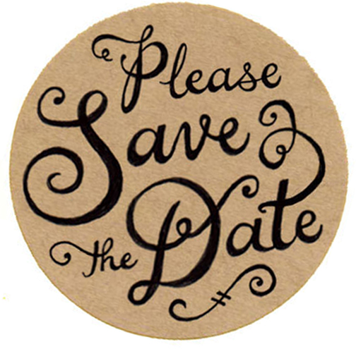 [Please Save the Date Graphic]